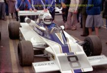 "March 792 John Cooper  Mallory Park Aurora AFX F1 1979 7x5"" photo"